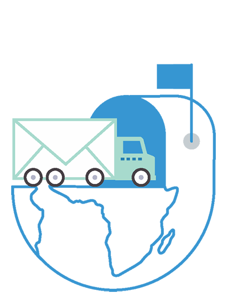 delivery icon panlaser